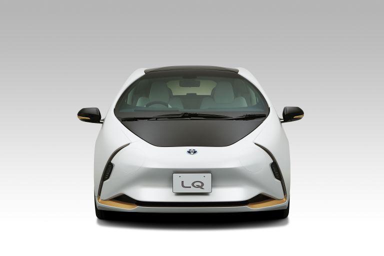 2019 Toyota LQ concept 563755
