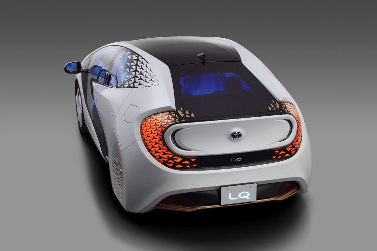 2019 Toyota LQ concept 563759