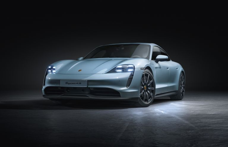 2020 Porsche Taycan 4S 564181