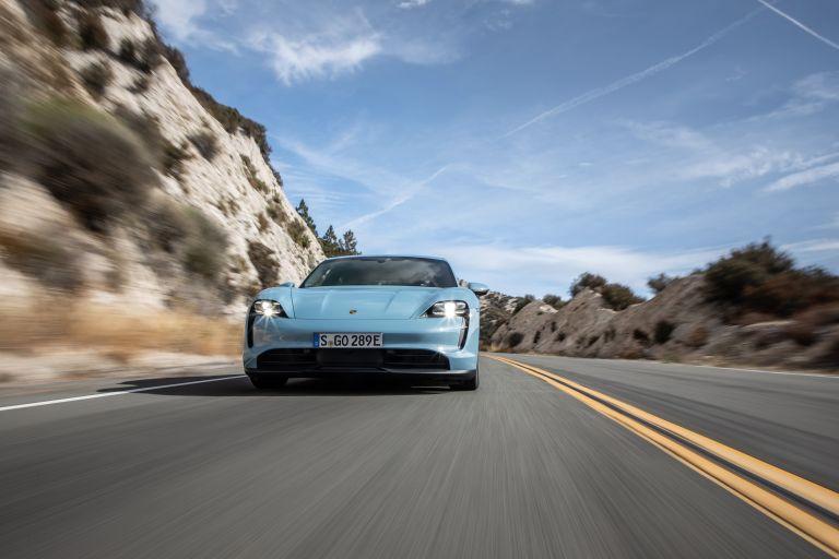 2020 Porsche Taycan 4S 570485