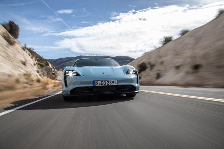 2020 Porsche Taycan 4S 570486