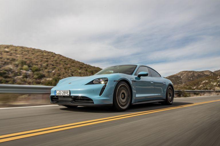 2020 Porsche Taycan 4S 570488
