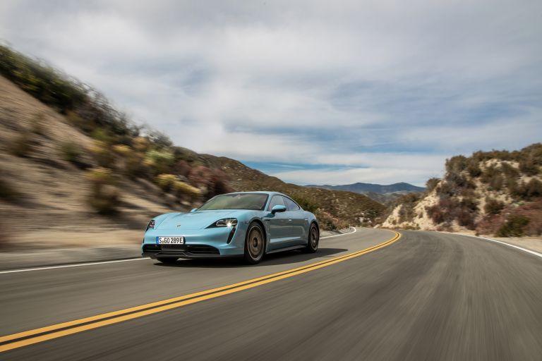 2020 Porsche Taycan 4S 570489