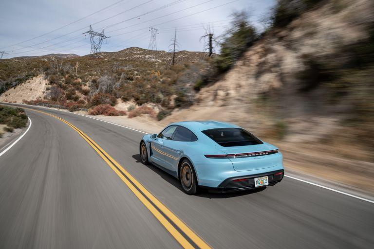 2020 Porsche Taycan 4S 570492