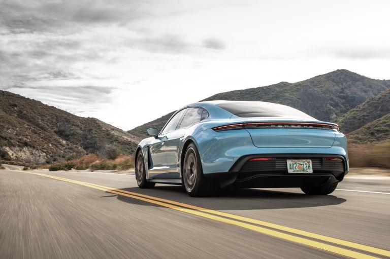 2020 Porsche Taycan 4S 570496