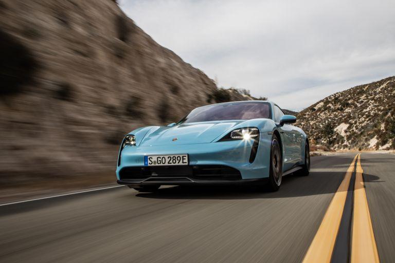 2020 Porsche Taycan 4S 570502