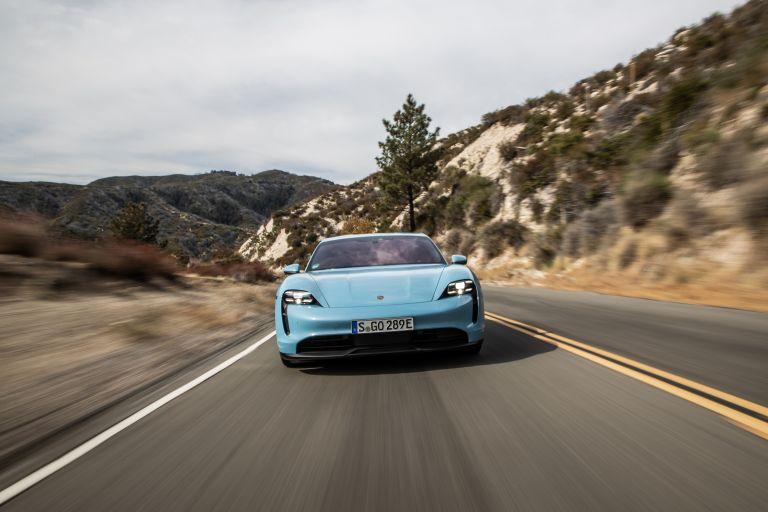 2020 Porsche Taycan 4S 570503