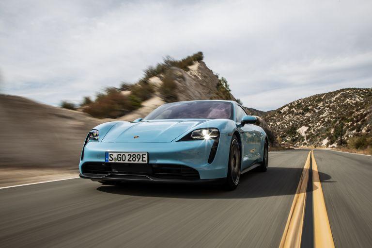 2020 Porsche Taycan 4S 570505