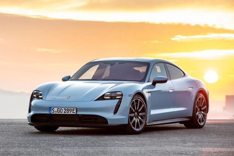 2020 Porsche Taycan 4S 570510