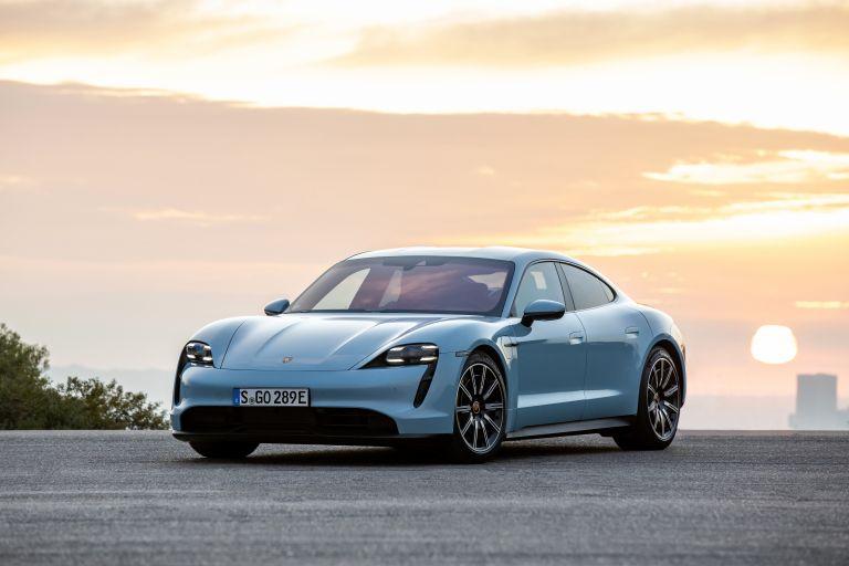 2020 Porsche Taycan 4S 570512