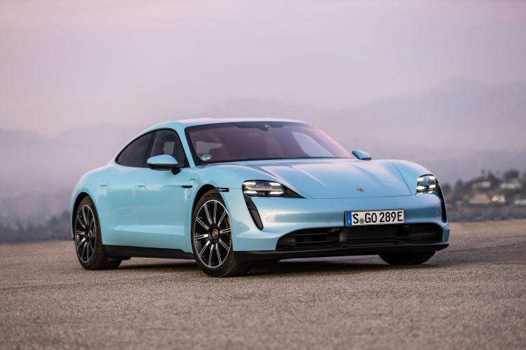 2020 Porsche Taycan 4S 570513