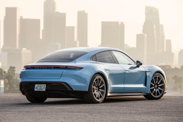 2020 Porsche Taycan 4S 570521