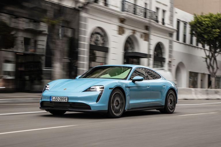 2020 Porsche Taycan 4S 570525