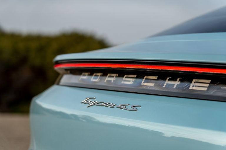 2020 Porsche Taycan 4S 570563