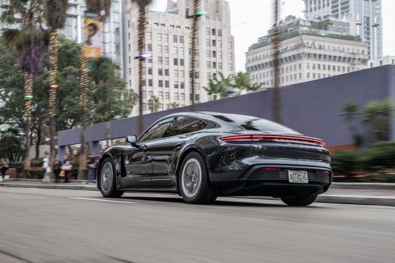 2020 Porsche Taycan 4S 570622