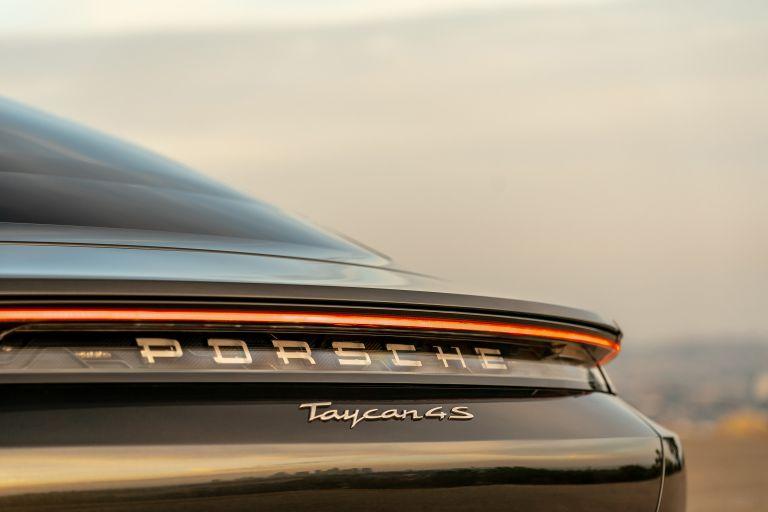 2020 Porsche Taycan 4S 570634