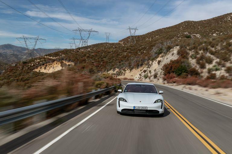 2020 Porsche Taycan 4S 570639