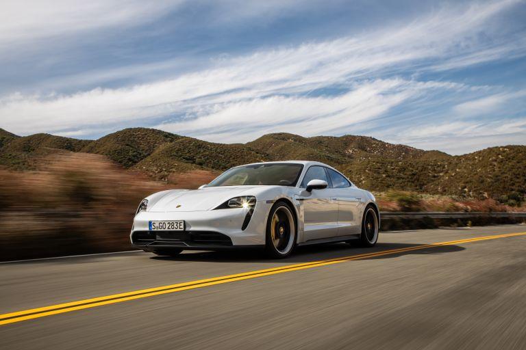 2020 Porsche Taycan 4S 570641