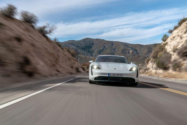 2020 Porsche Taycan 4S 570642