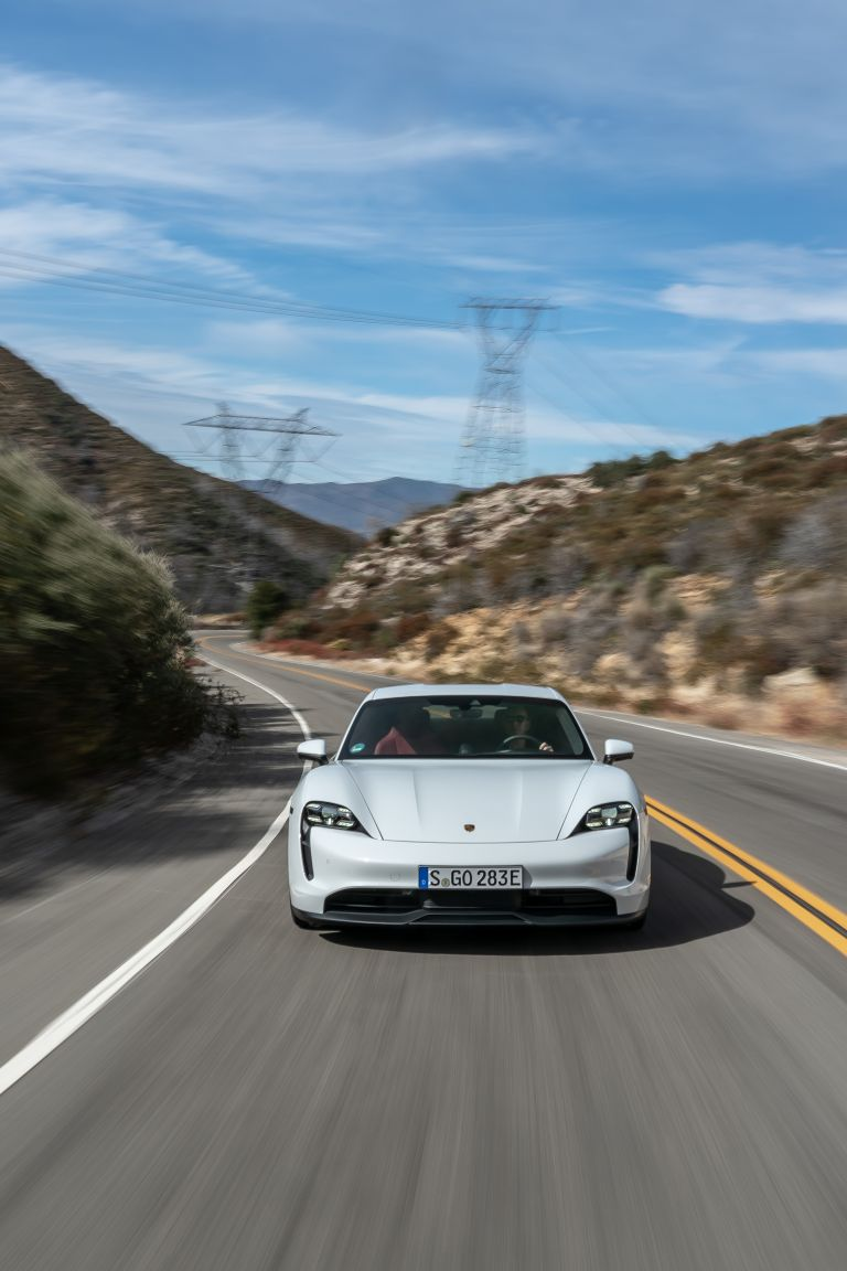2020 Porsche Taycan 4S 570653