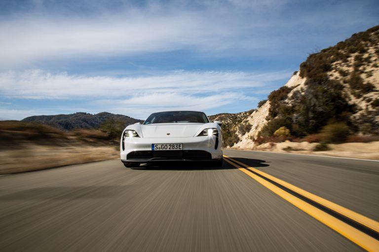 2020 Porsche Taycan 4S 570657