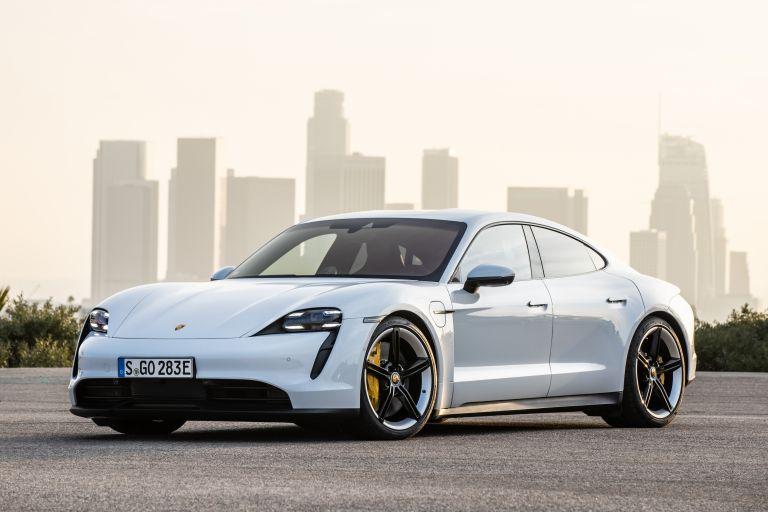 2020 Porsche Taycan 4S 570677
