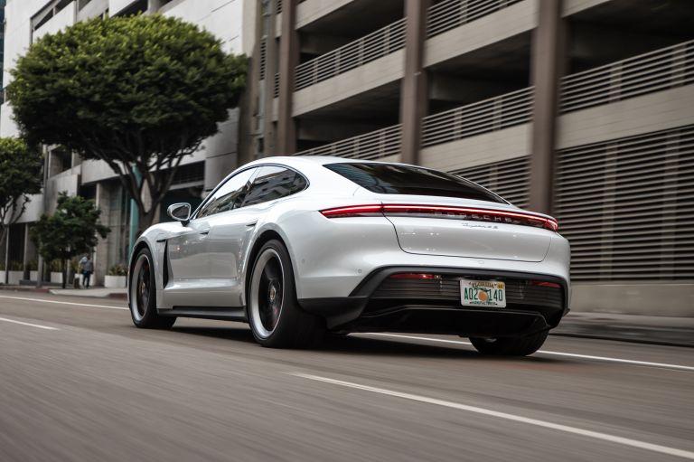 2020 Porsche Taycan 4S 570700