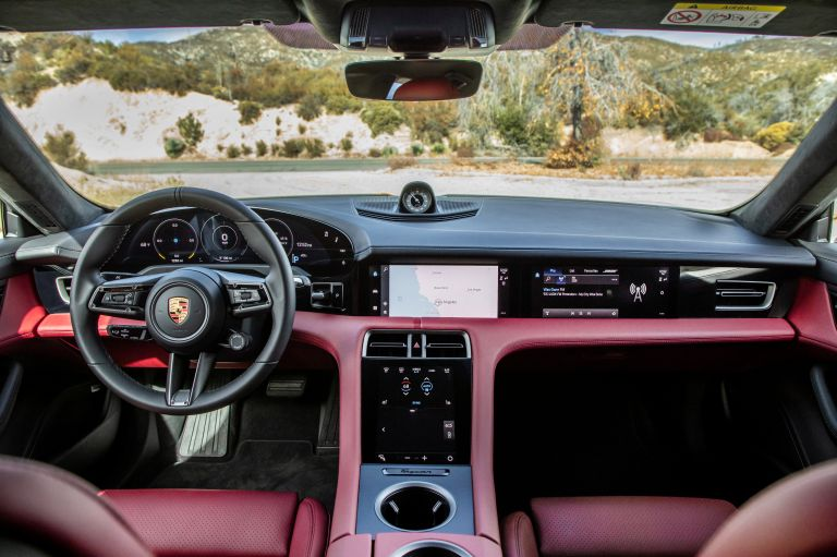 2020 Porsche Taycan 4S 570711