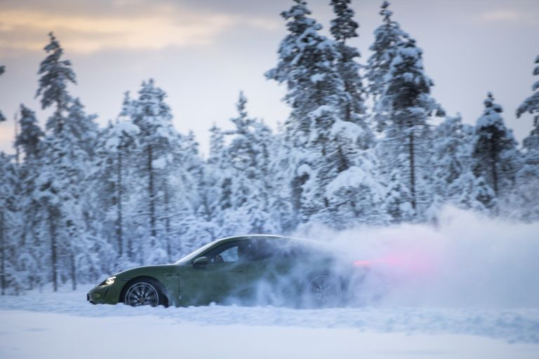 2020 Porsche Taycan 4S 570752