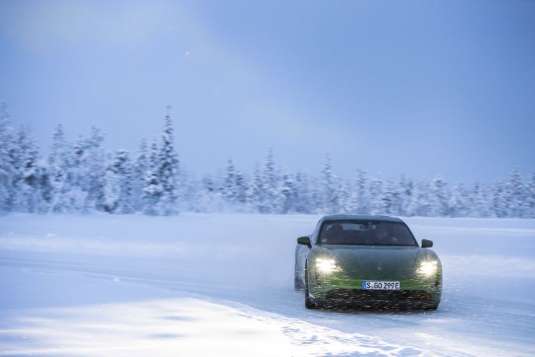 2020 Porsche Taycan 4S 570753