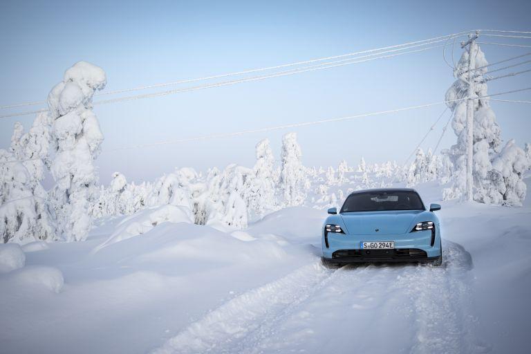 2020 Porsche Taycan 4S 570785