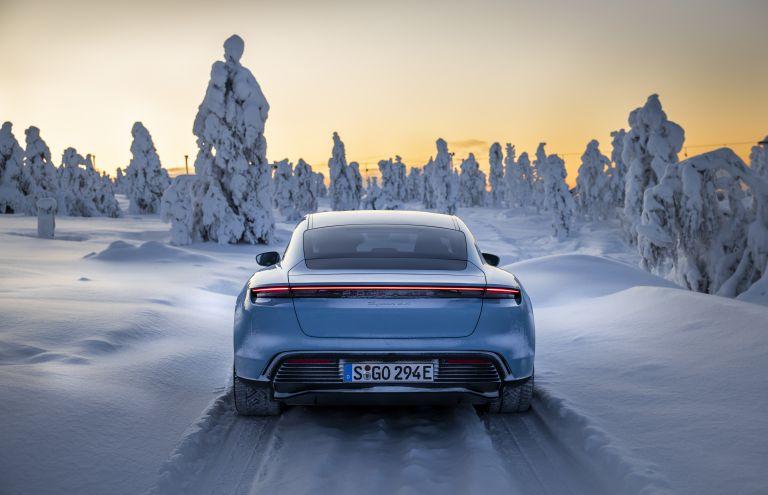 2020 Porsche Taycan 4S 570793