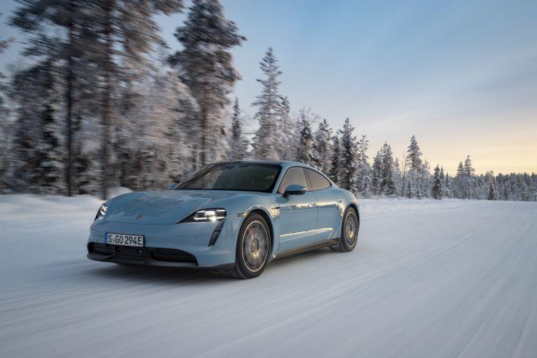 2020 Porsche Taycan 4S 570803
