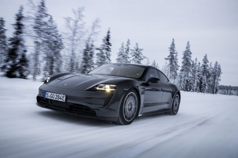 2020 Porsche Taycan 4S 570869