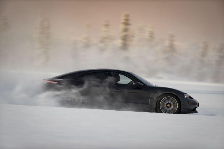 2020 Porsche Taycan 4S 570887
