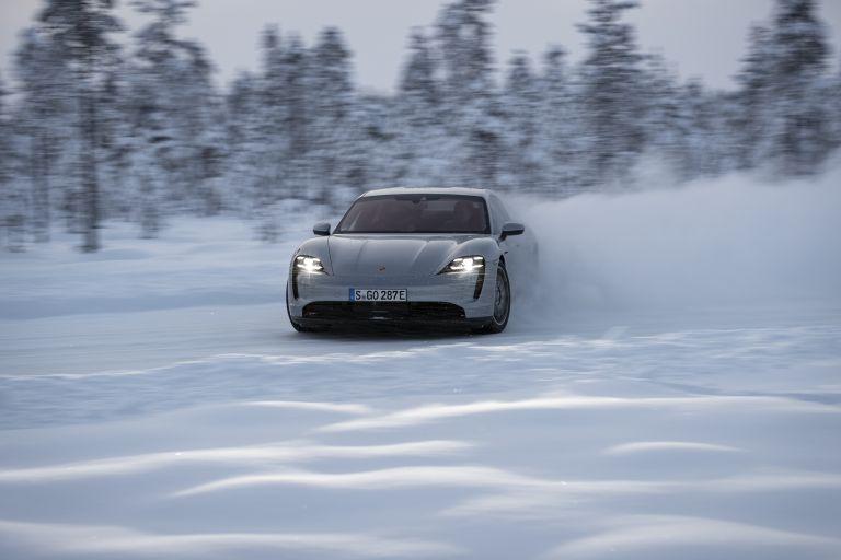 2020 Porsche Taycan 4S 570942