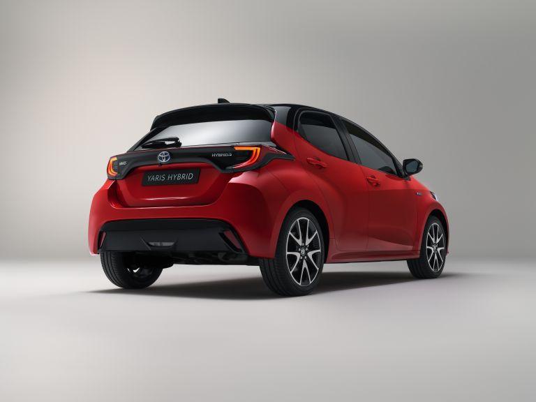 2020 Toyota Yaris hybrid 564487