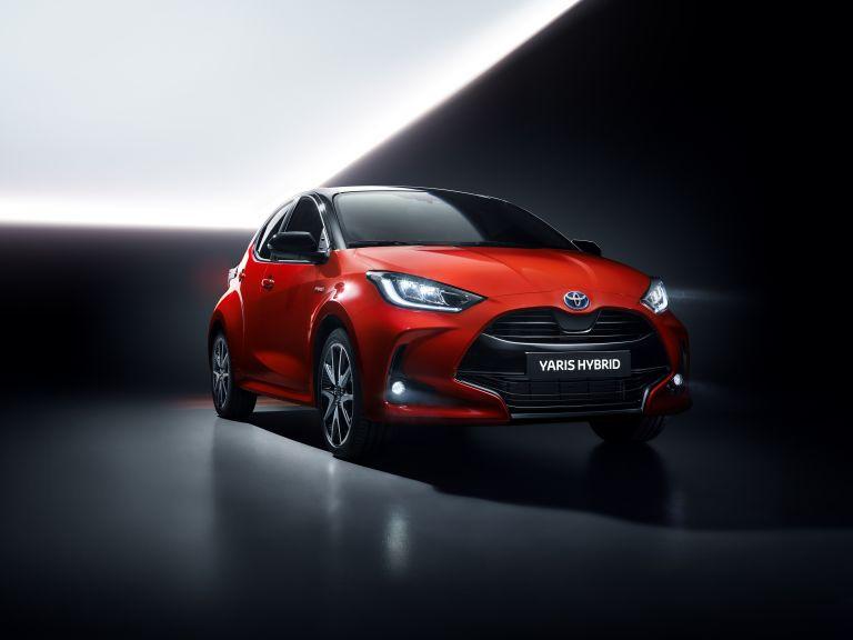 2020 Toyota Yaris hybrid 564491
