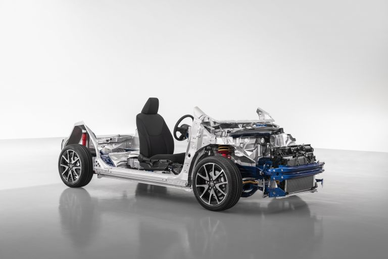 2020 Toyota Yaris hybrid 564519