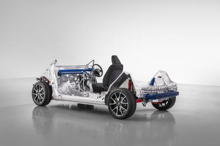 2020 Toyota Yaris hybrid 564520