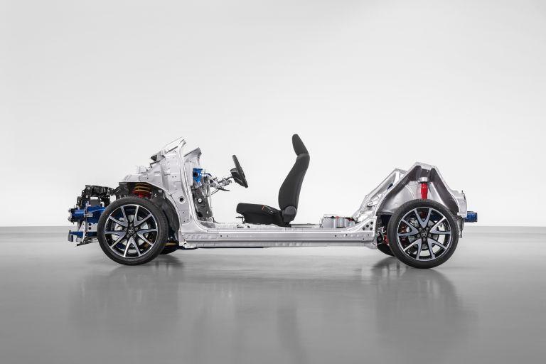 2020 Toyota Yaris hybrid 564521