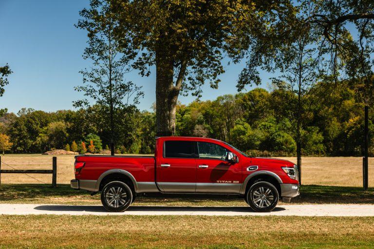 2020 Nissan Titan Xd Platinum Reserve Free High Resolution