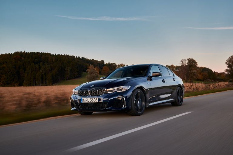 2020 BMW M340i ( G20 ) xDrive sedan 565460