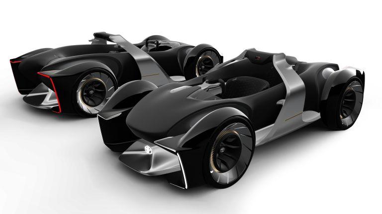 2019 Toyota e-Racer concept 565619