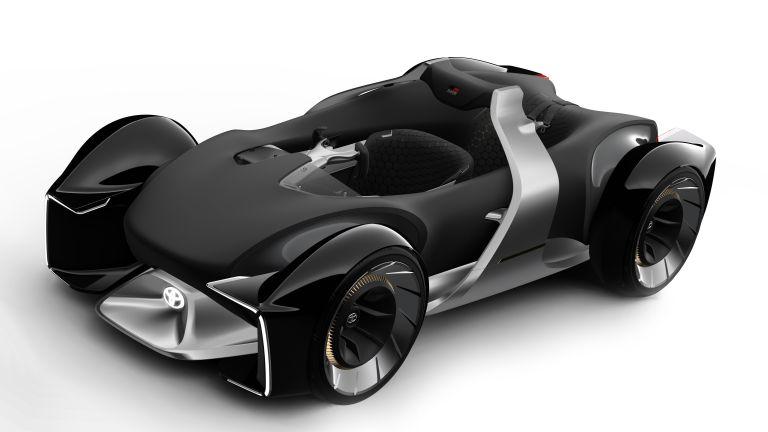 2019 Toyota e-Racer concept 565620