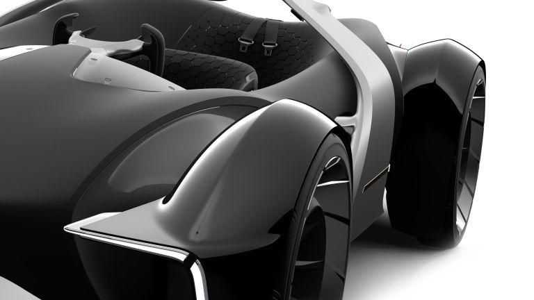 2019 Toyota e-Racer concept 565622