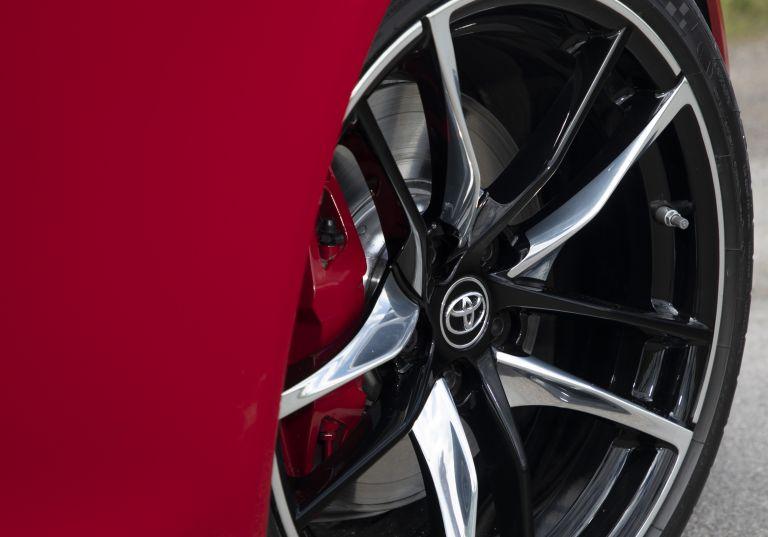 2019 Toyota GR Supra - UK version 566161