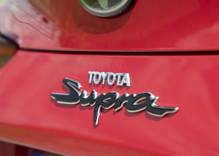 2019 Toyota GR Supra - UK version 566167