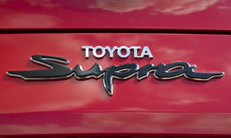 2019 Toyota GR Supra - UK version 566168