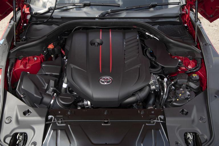 2019 Toyota GR Supra - UK version 566175